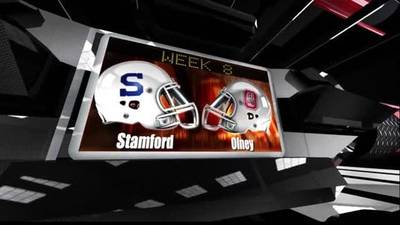News video: Stamford vs Olney - October 17, 2014